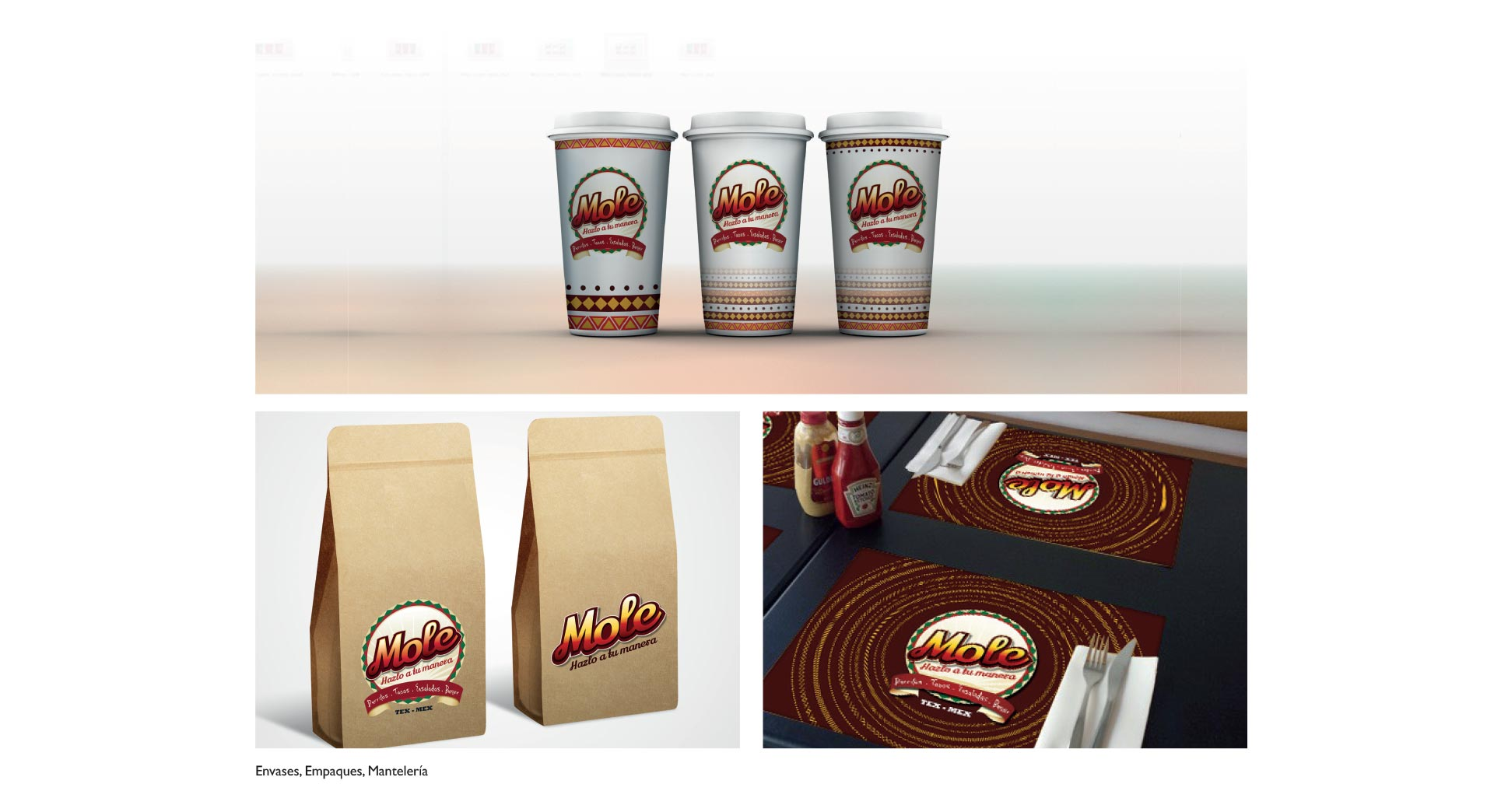 PACKAGING / EMPAQUES